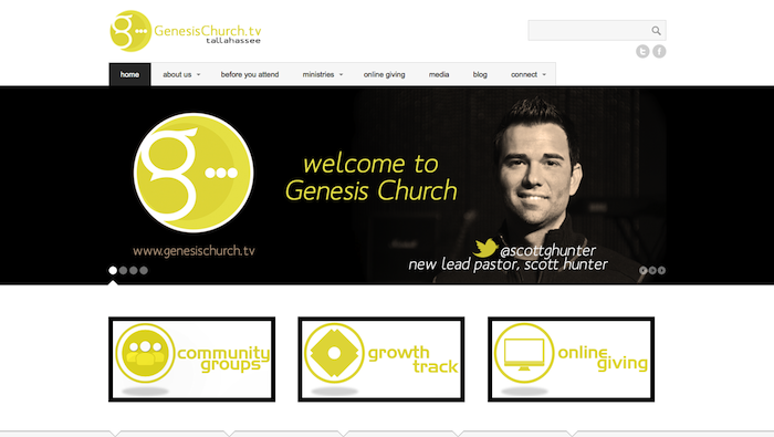GenesisChurch 15 of the Best Church Website Designs - 2013 15 of the Best Church Website Designs – 2013 GenesisChurch