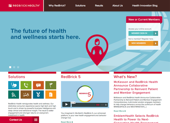 redbrick 10 of the Best Medical Websites for Inspiration for 2014 10 of the Best Medical Websites for Inspiration for 2014 redbrick